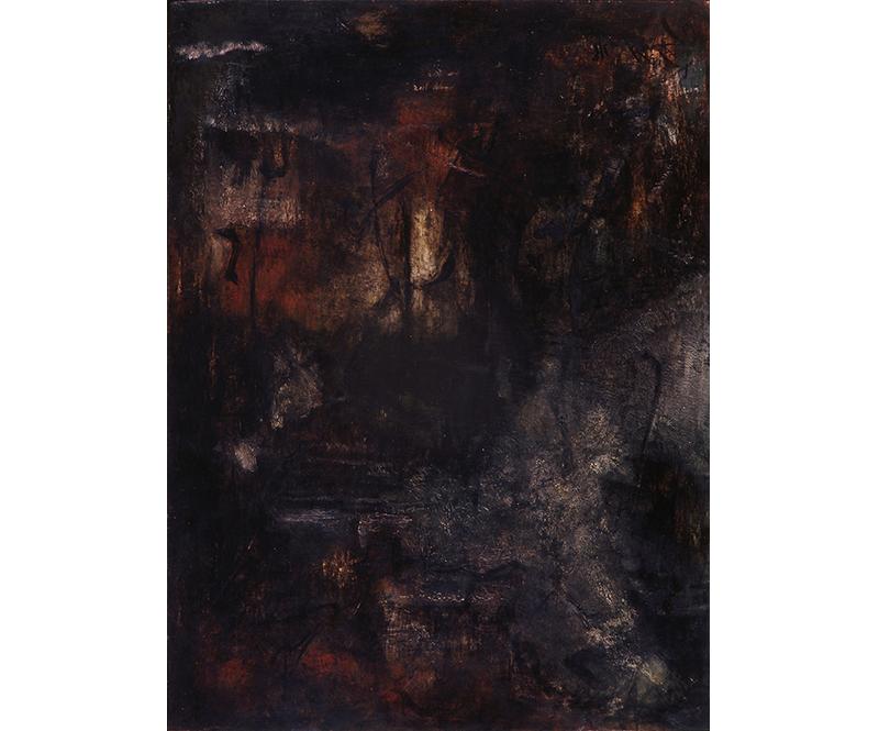 1961-Concierto.Oleo.60x80.1961.Premio Nacional Fomento a la Cultura