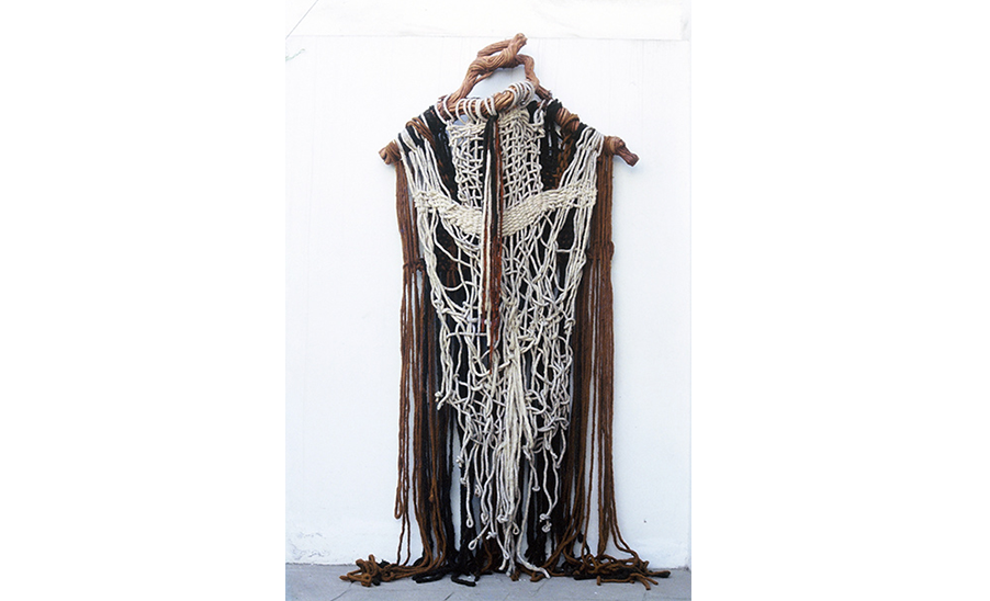 1976-Allpa Kallpa.tecnica mixta textil.210x100.1976.colec MALI